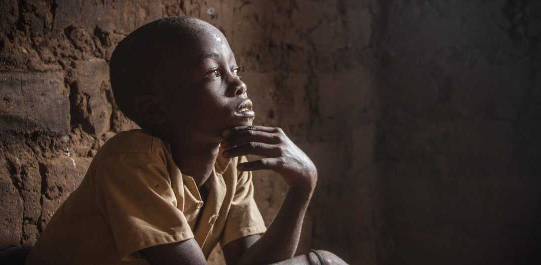 Child rights situation in Burundi