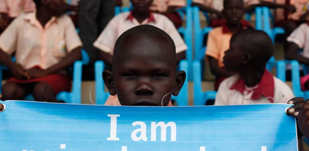 South Sudan ratifies the United Nations Convention on the Rights of the Child (UNCRC)